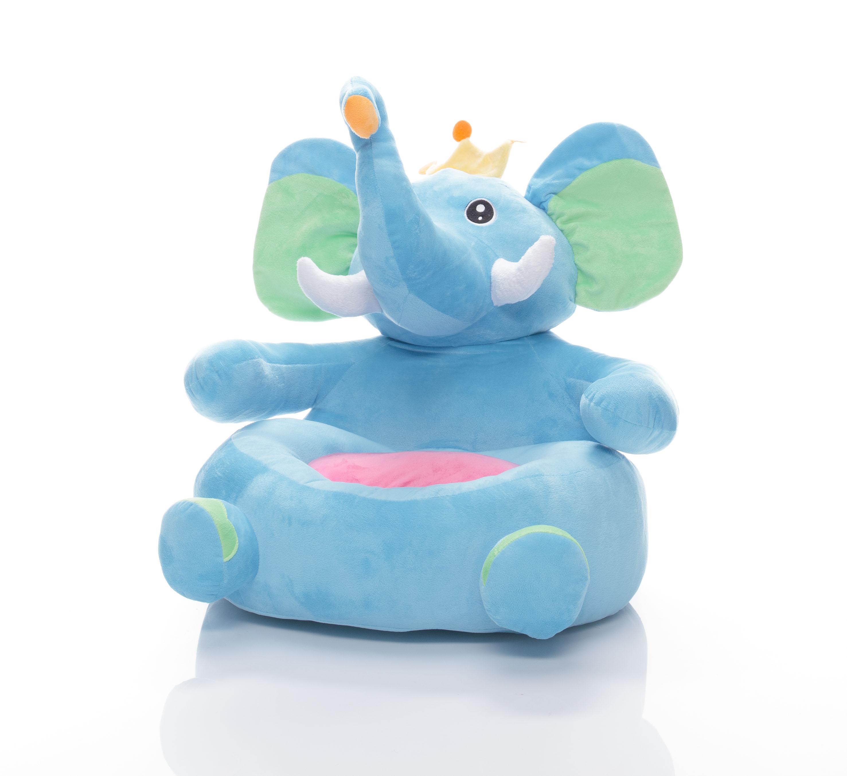 Křesílko pro děti, Slon