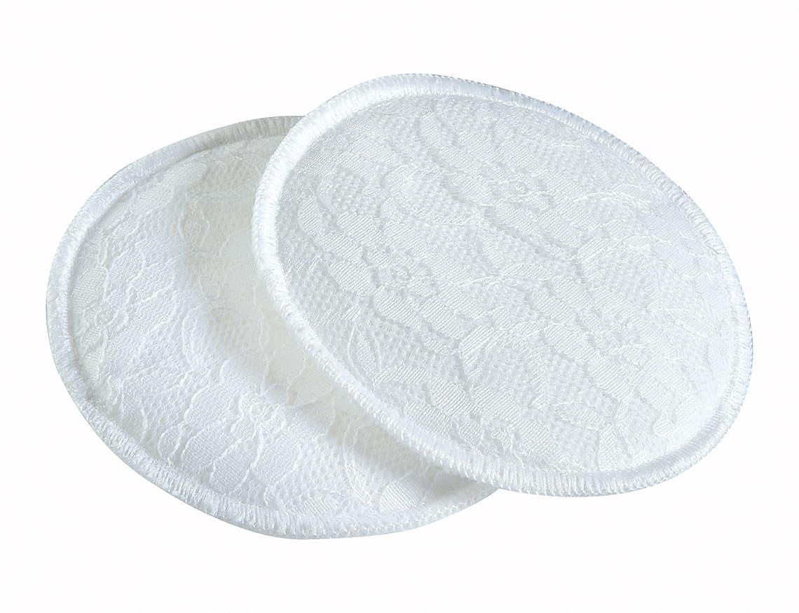 Hygienické pratelné prsní vložky 6 ks