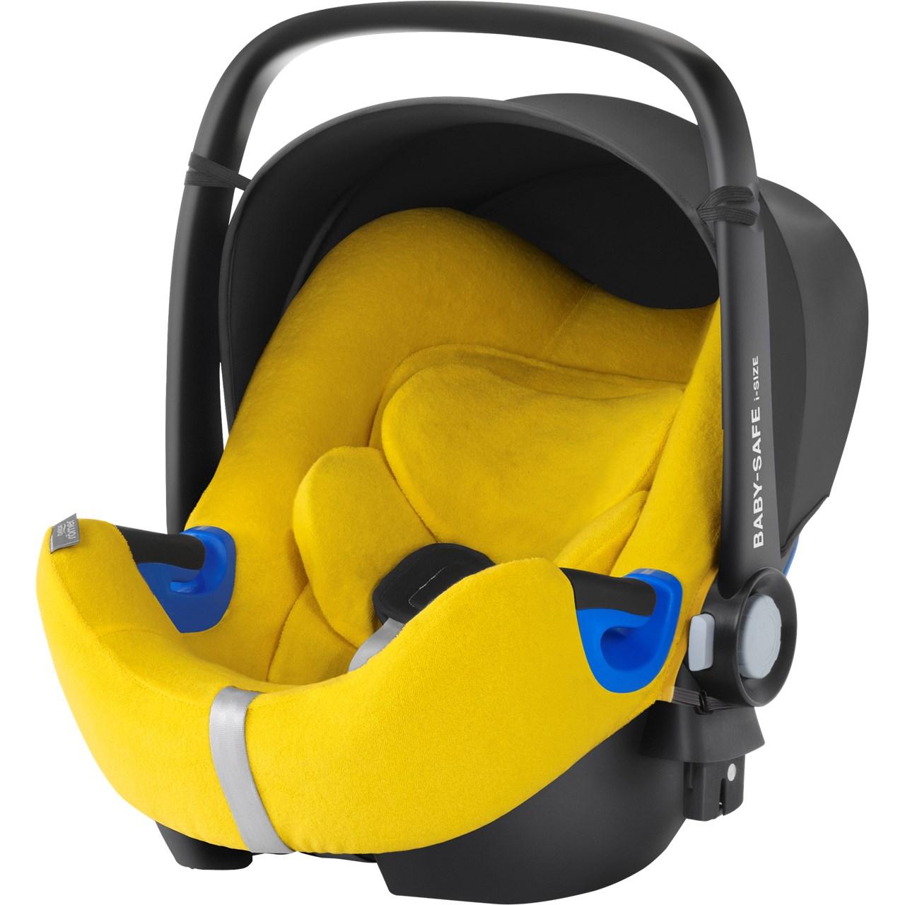 Letní potah Baby-Safe (2) i-Size, Yellow