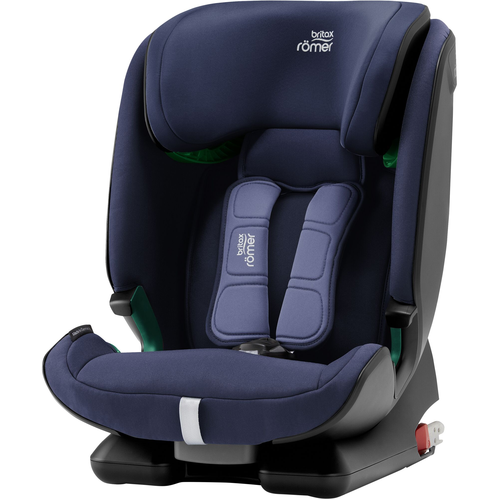 Autosedačka Advansafix M i-Size, Moonlight Blue