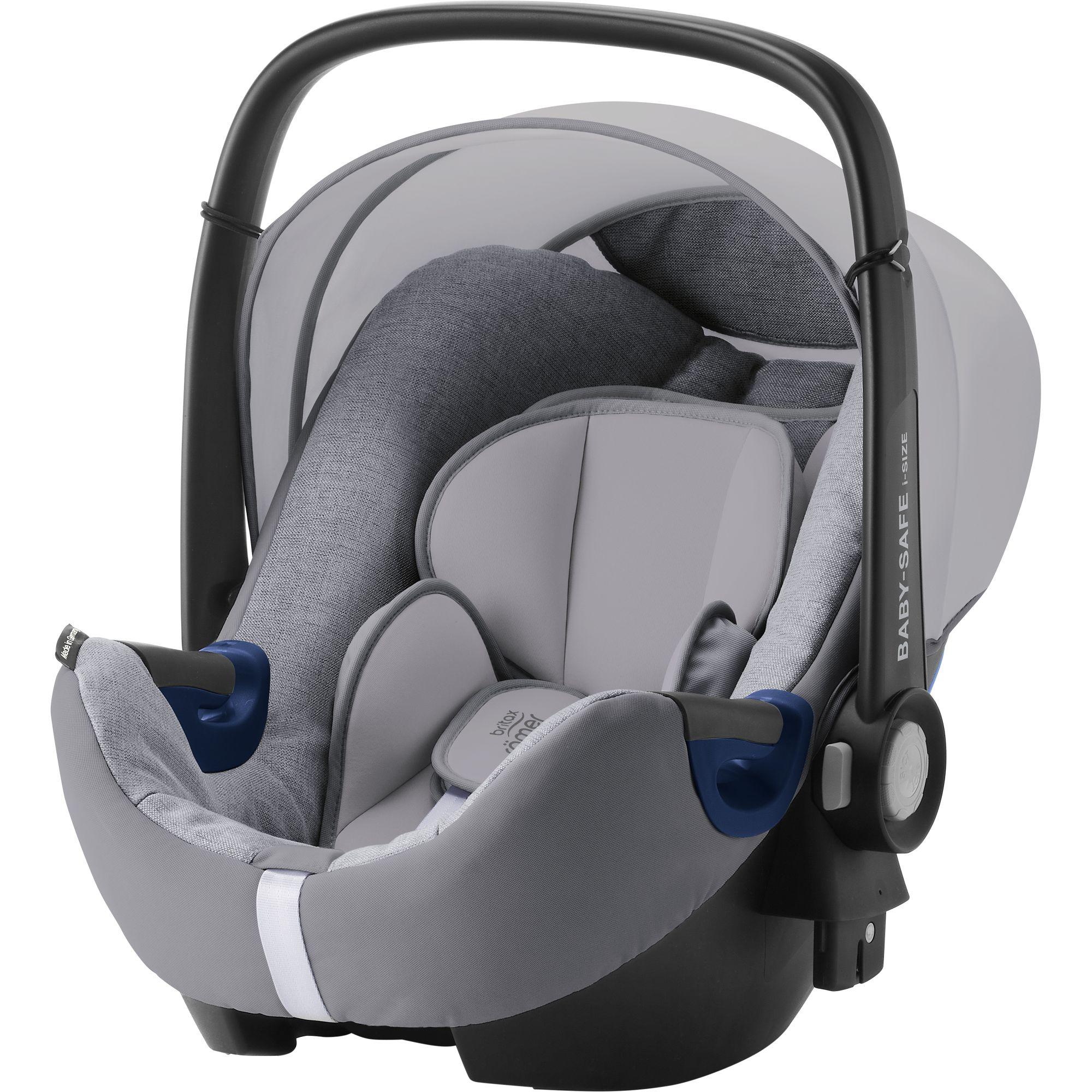 Autosedačka Baby-Safe 2 i-Size, Grey Marble