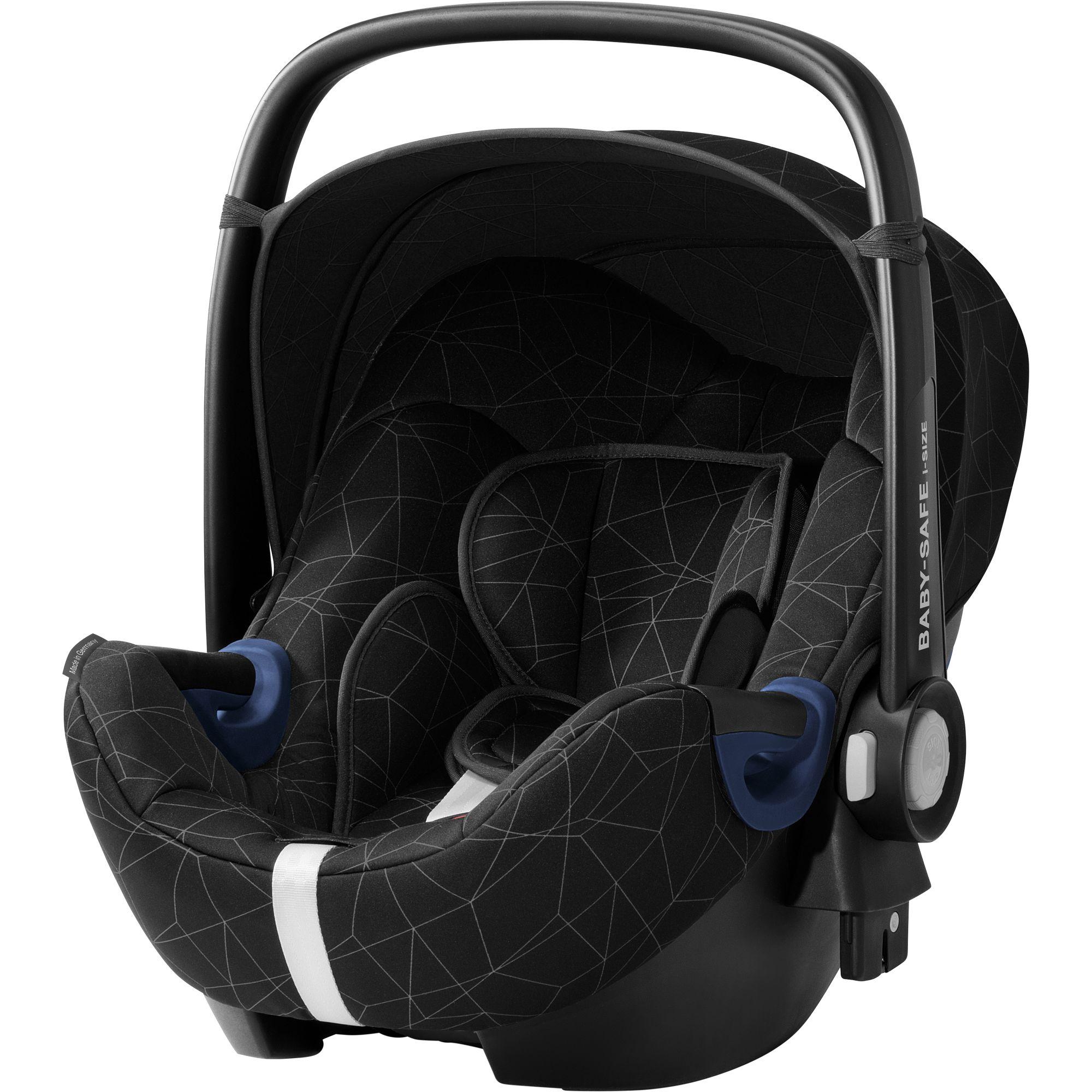 Autosedačka Baby-Safe 2 i-Size, Crystal Black