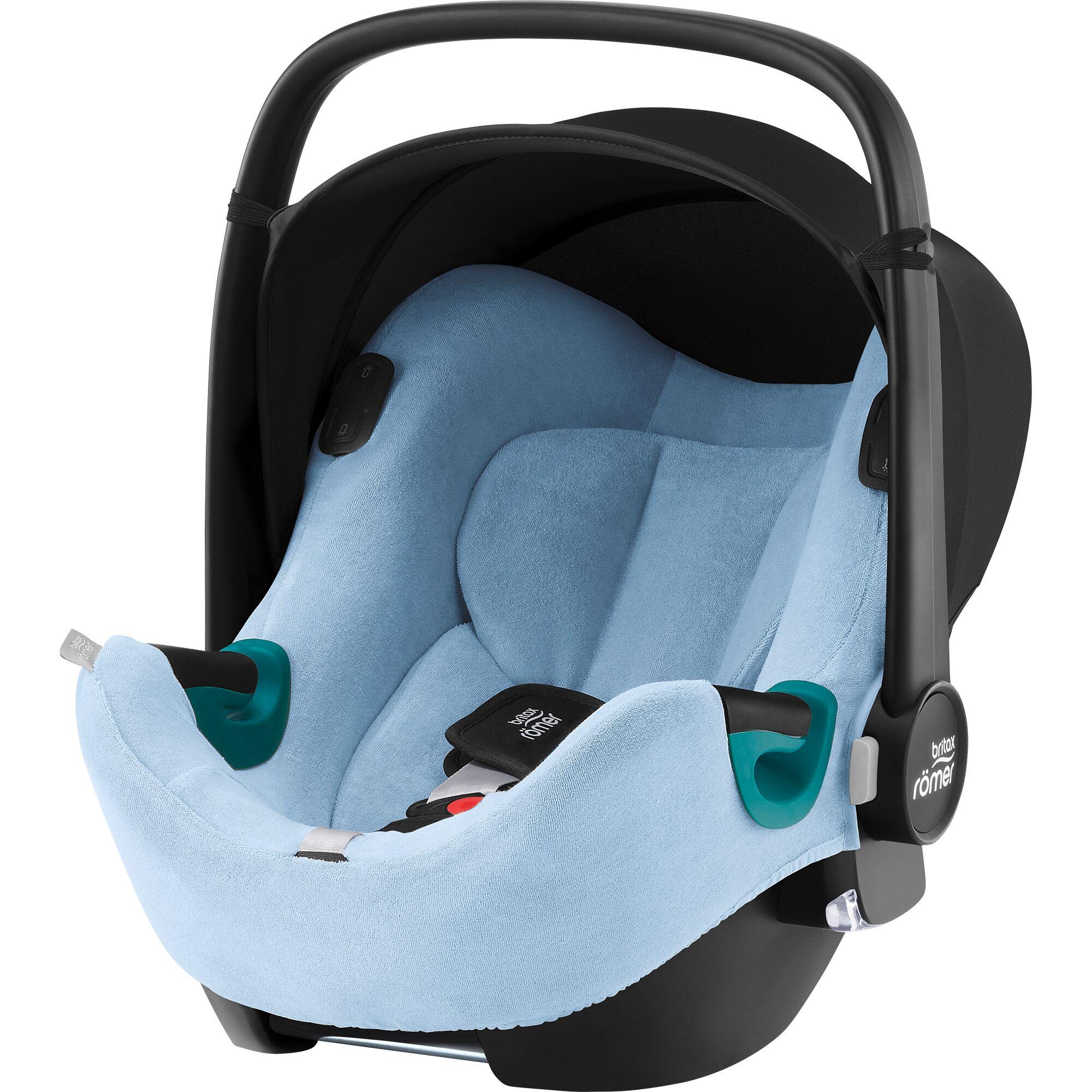 Letní potah Baby-Safe 2/3/i-Size/iSense, Blue