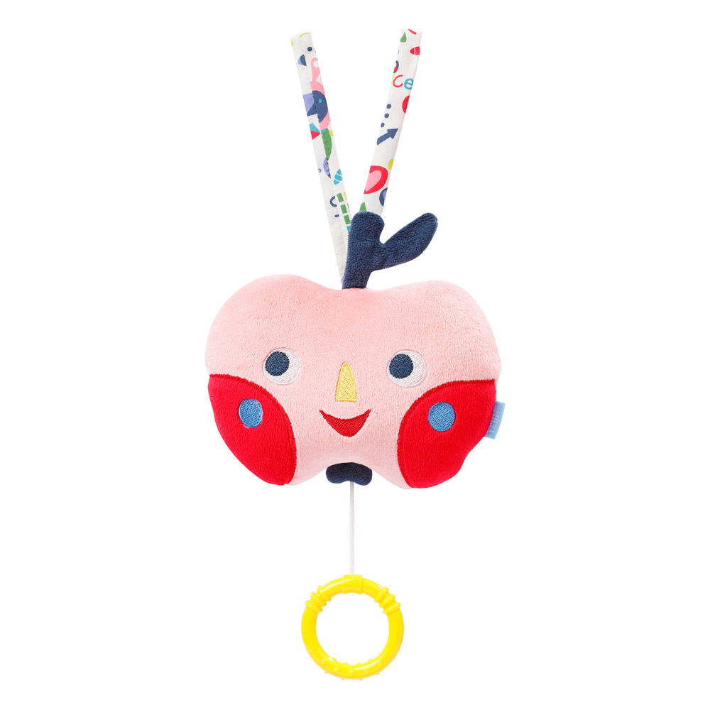 Hrací jablíčko, Color friends