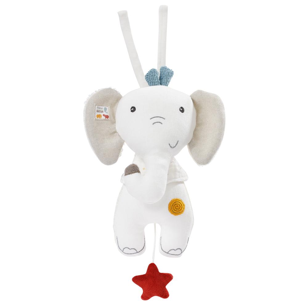 Hrací hračka slon, FehnNatur Slon