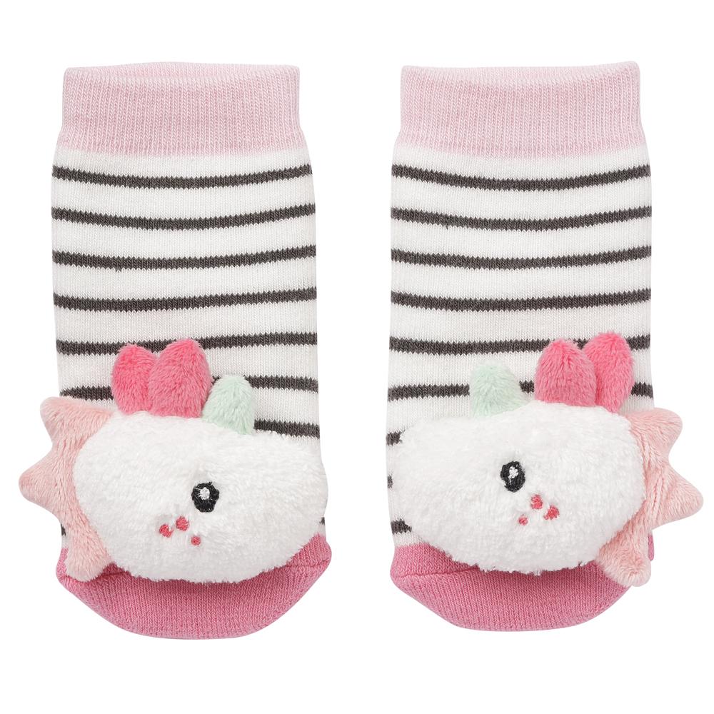 Chrastící ponožky jednorožec, Aiko & Yuki