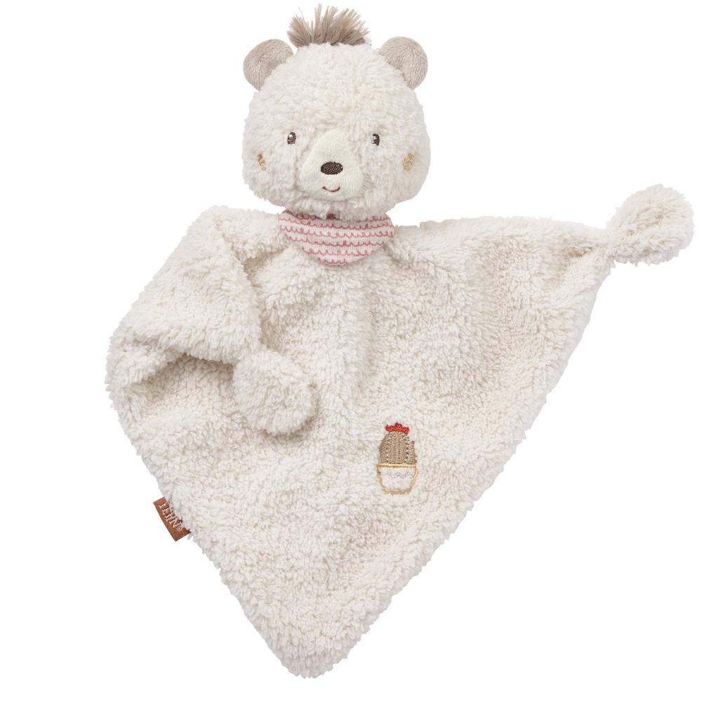 Muchláček medvěd, Peru Medvěd