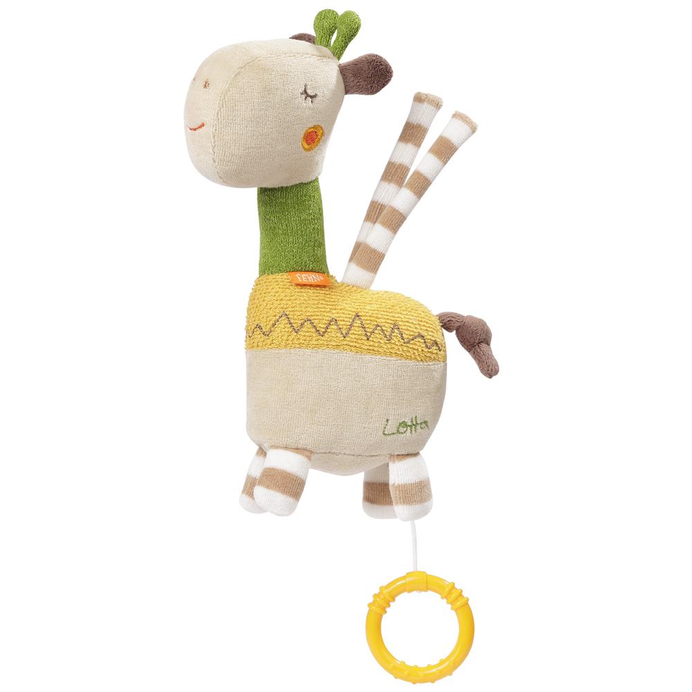 Hrací hračka žirafa, Loopy&Lotta Žirafa