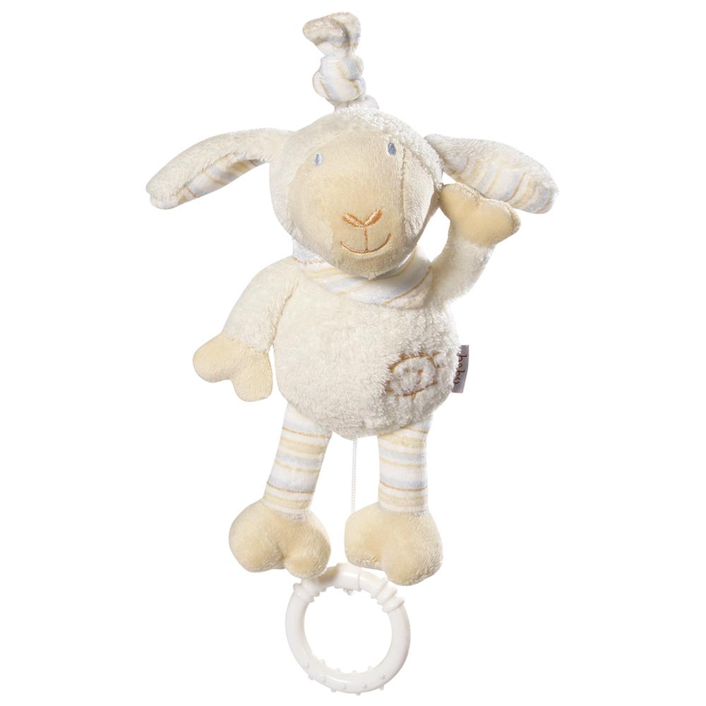 Hrací hračka mini ovečka, Babylove Mini ovečka