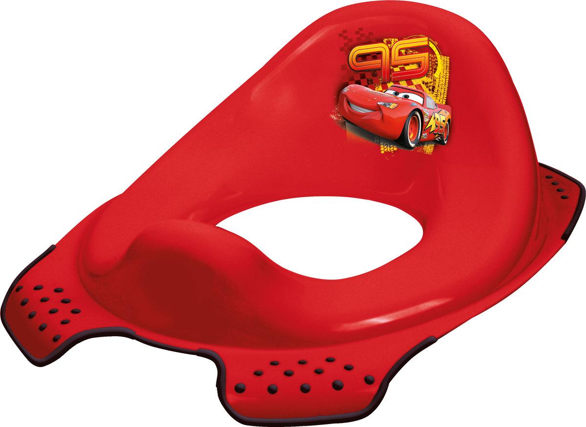 """Adaptér na  WC """"Cars"""", Červená"""