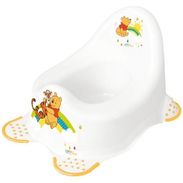 """Dětský nočník """"Winnie Pooh"""", Bílá"""