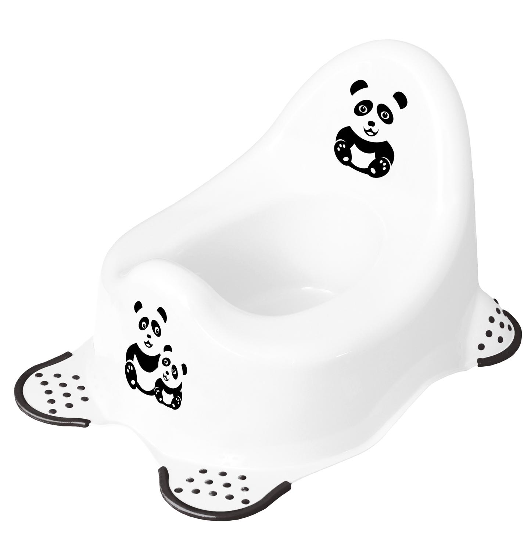"""Dětský nočník """"Panda"""", Bílá"""