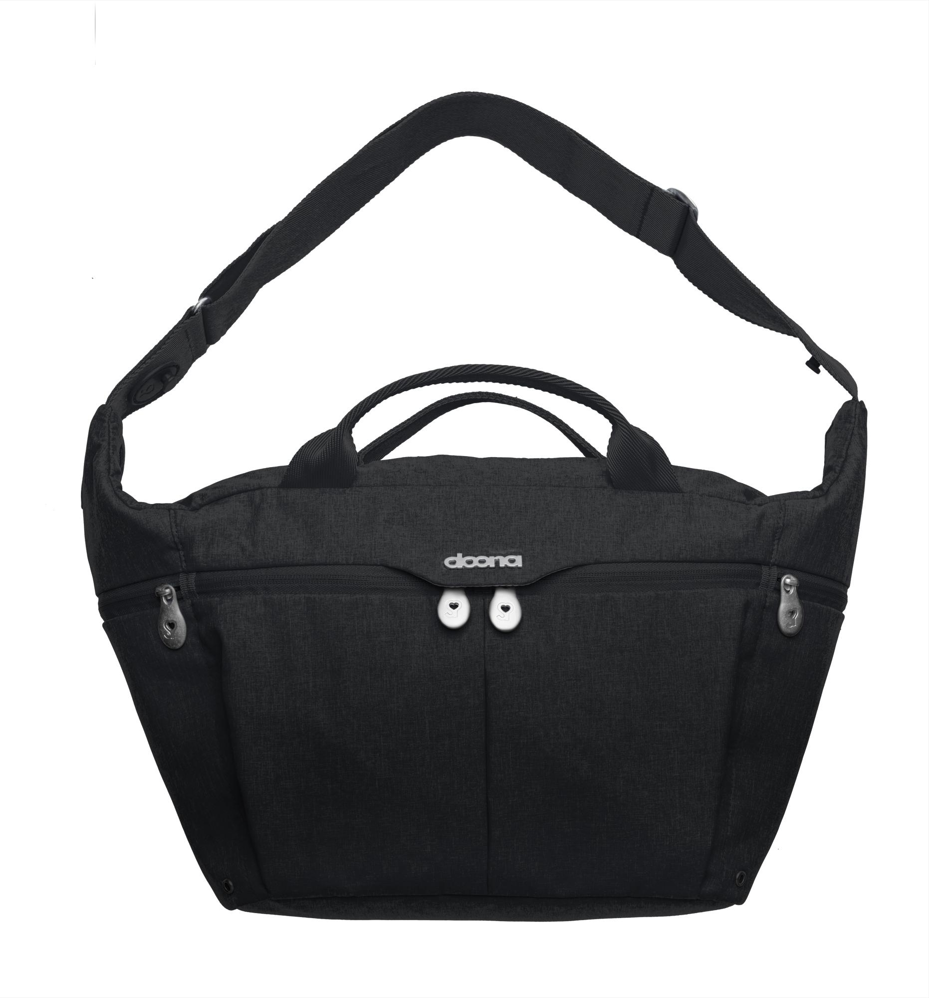 Celodenní přebalovací taška, Black