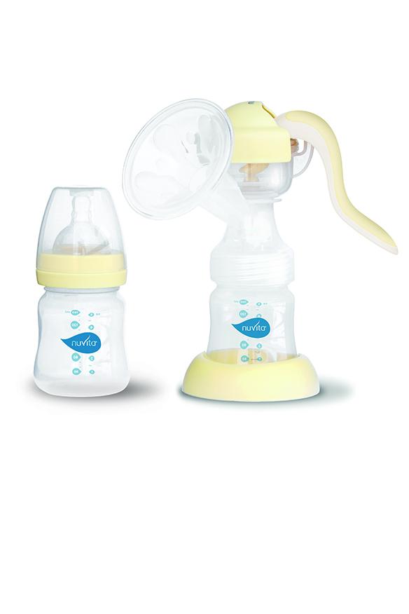 NUVITA Manuální odsávačka mléka Twist