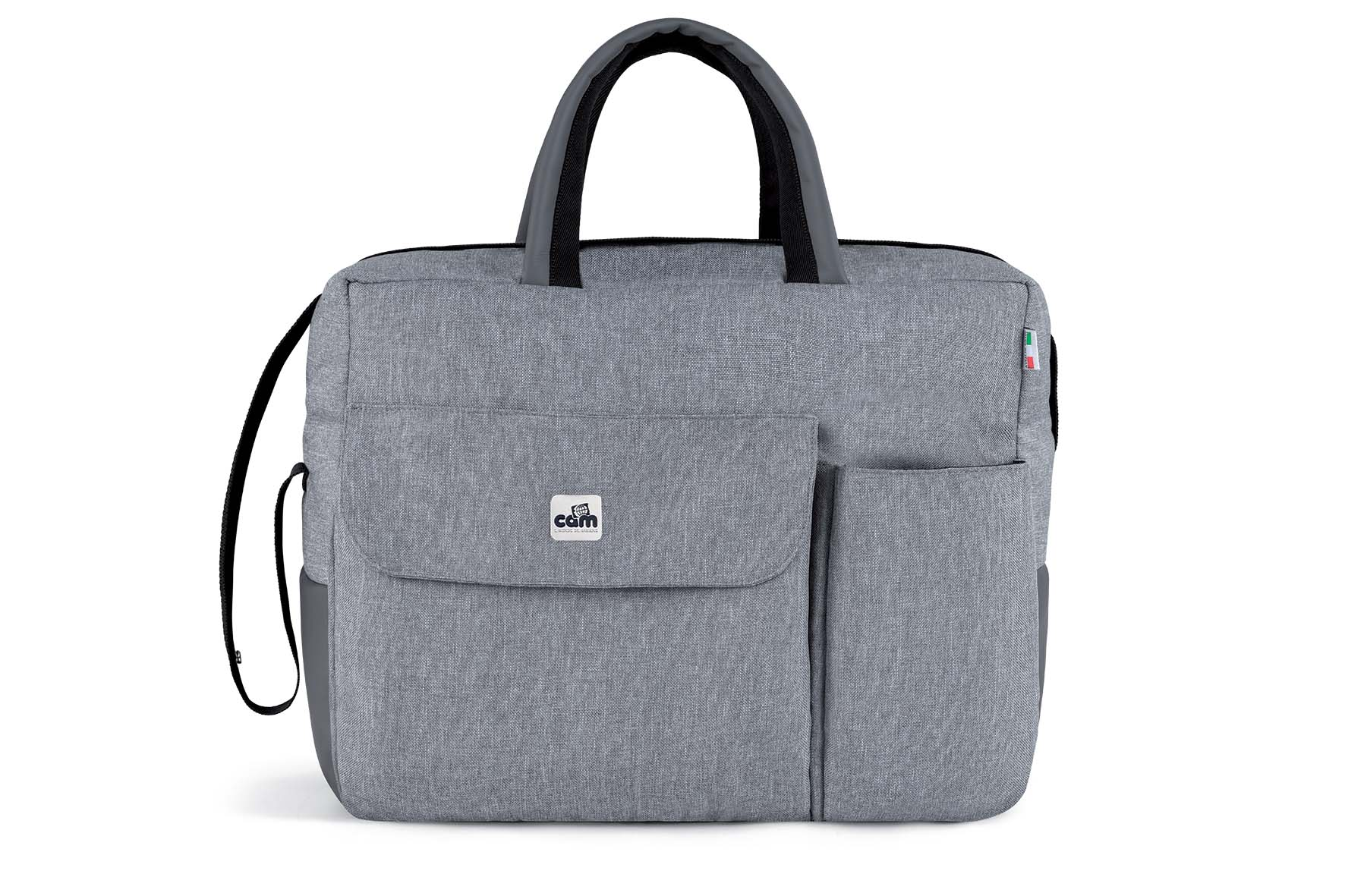 Přebalovací taška, Grey
