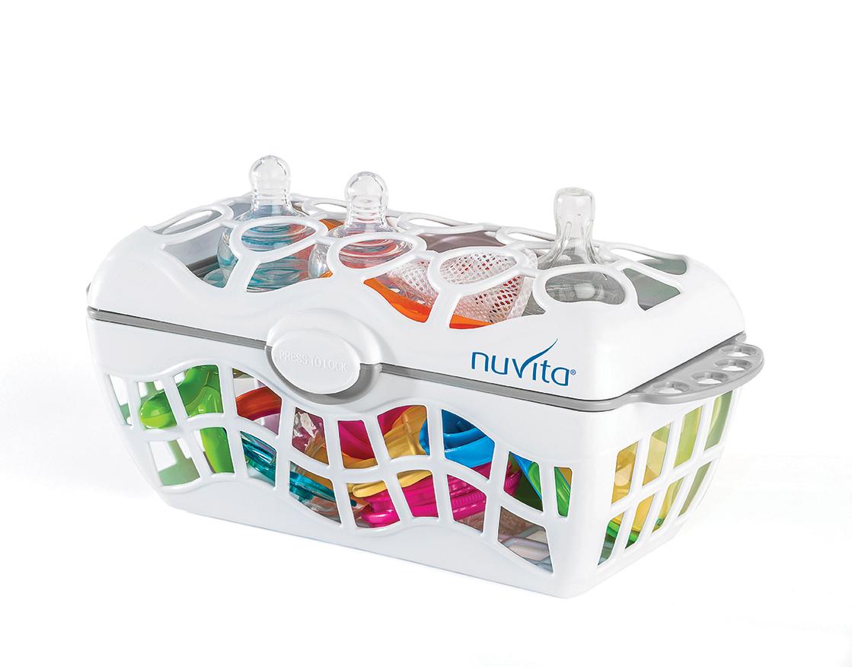 Košík na nádobí do myčky, White