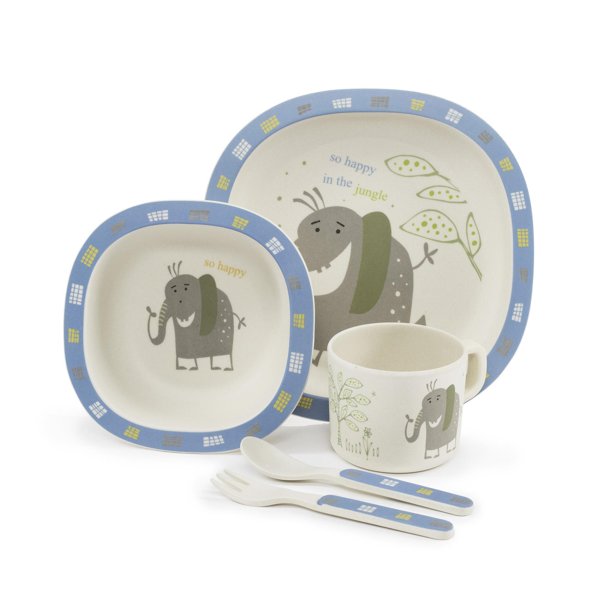 Bambusová sada nádobí, Elephant
