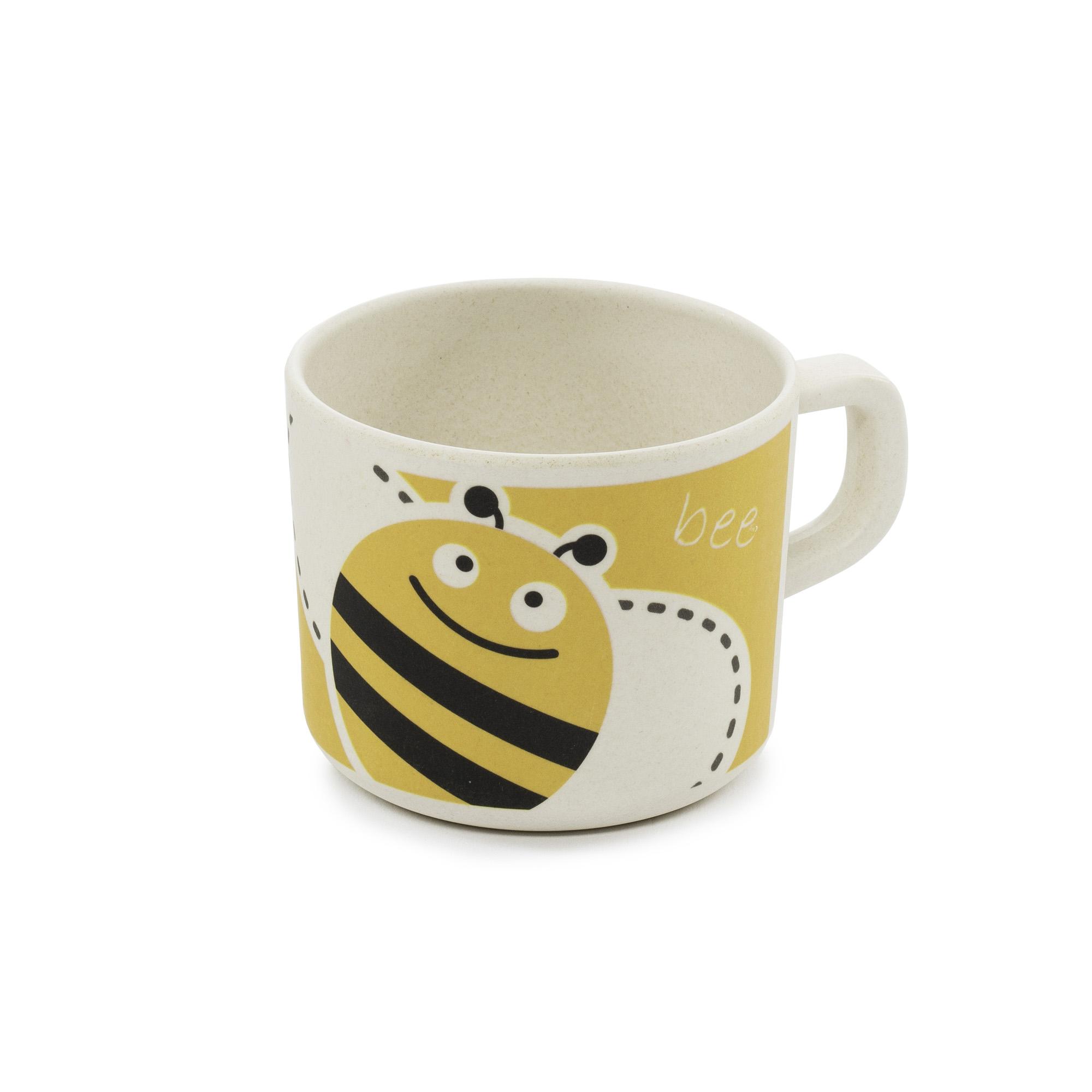 Bambusový hrníček, Bee
