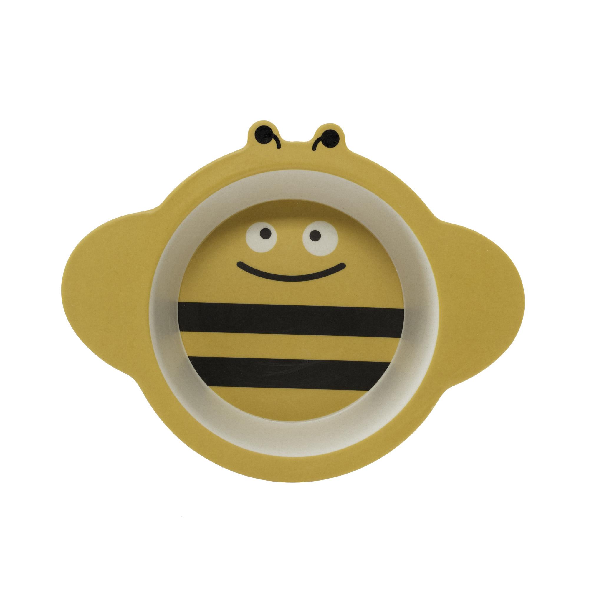 Bambusová miska, Bee