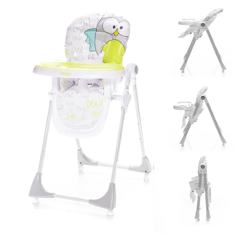 Dětská židlička Monti, Griffin Grey