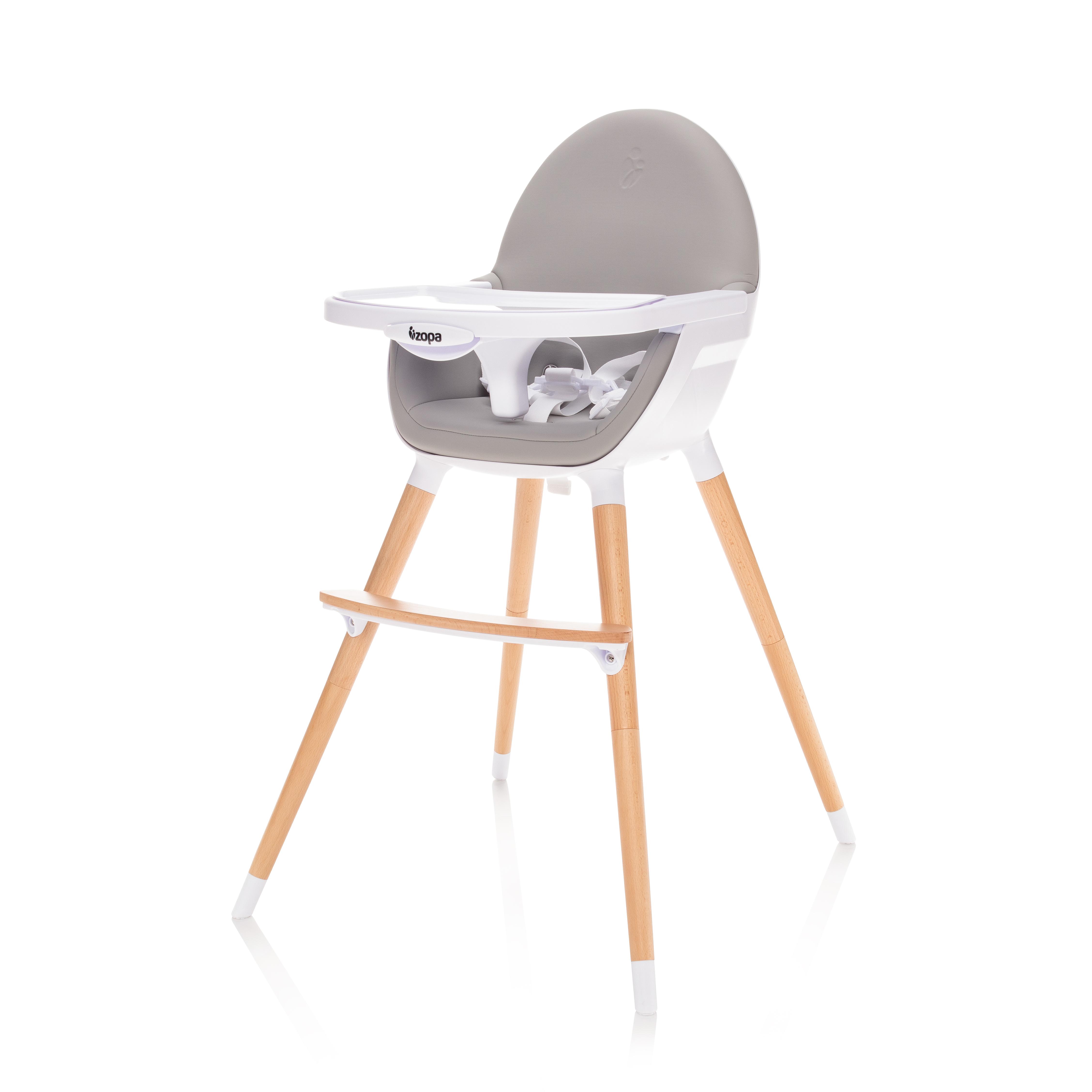 Dětská židlička Dolce, Dove Grey