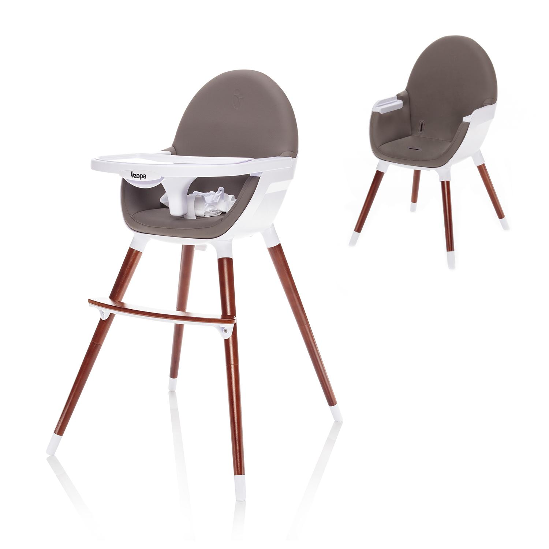 Dětská židlička Dolce, Mink Grey