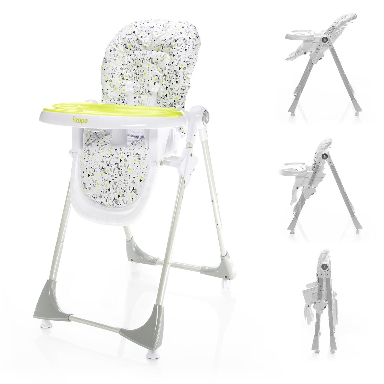 Dětská židlička Monti, Animals