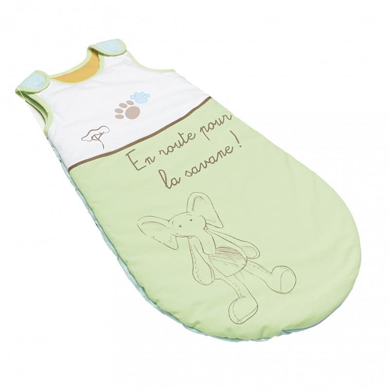 Baby Sleep spací vak - rostoucí, Savana