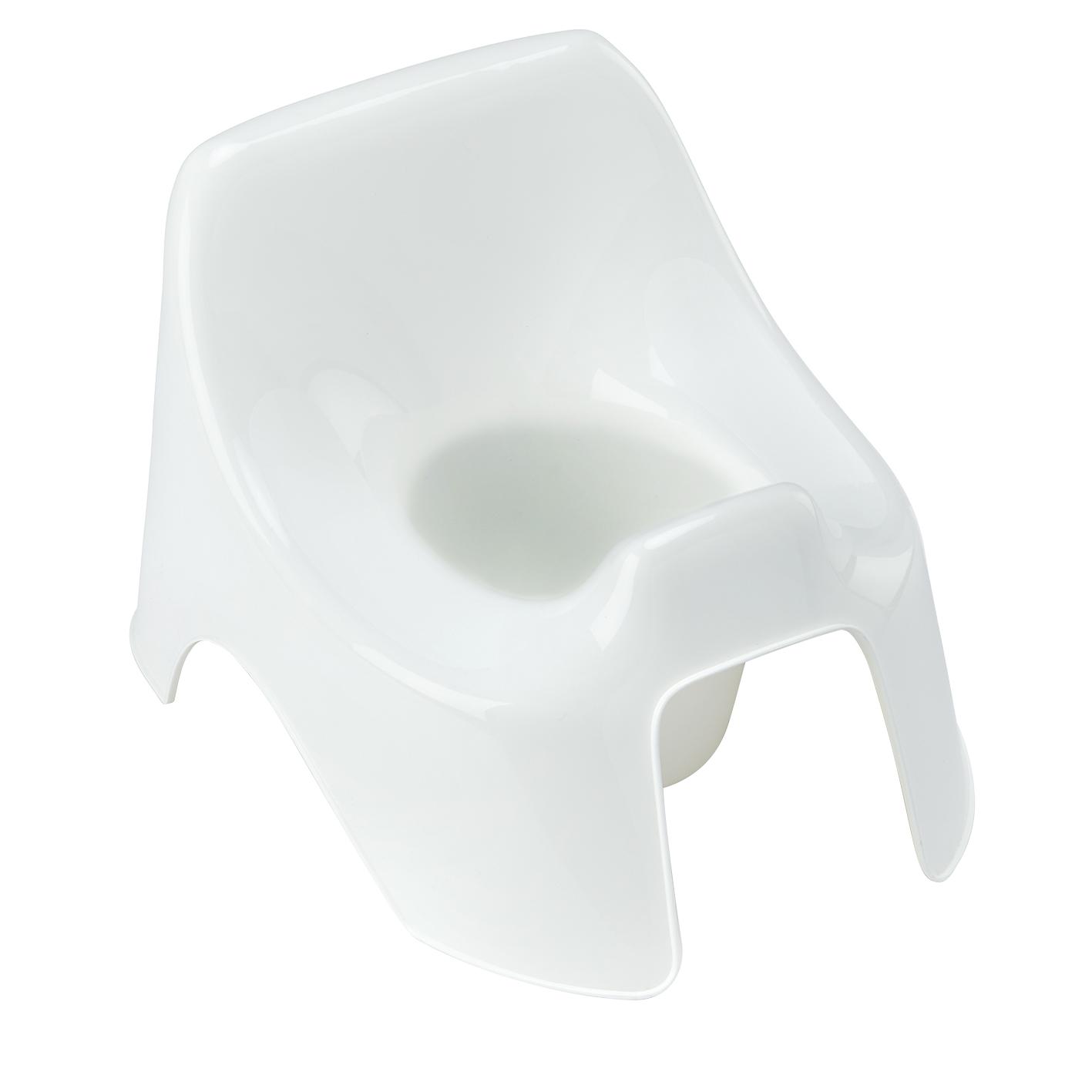THERMOBABY  Nočník Anatomical Potty, Bílá