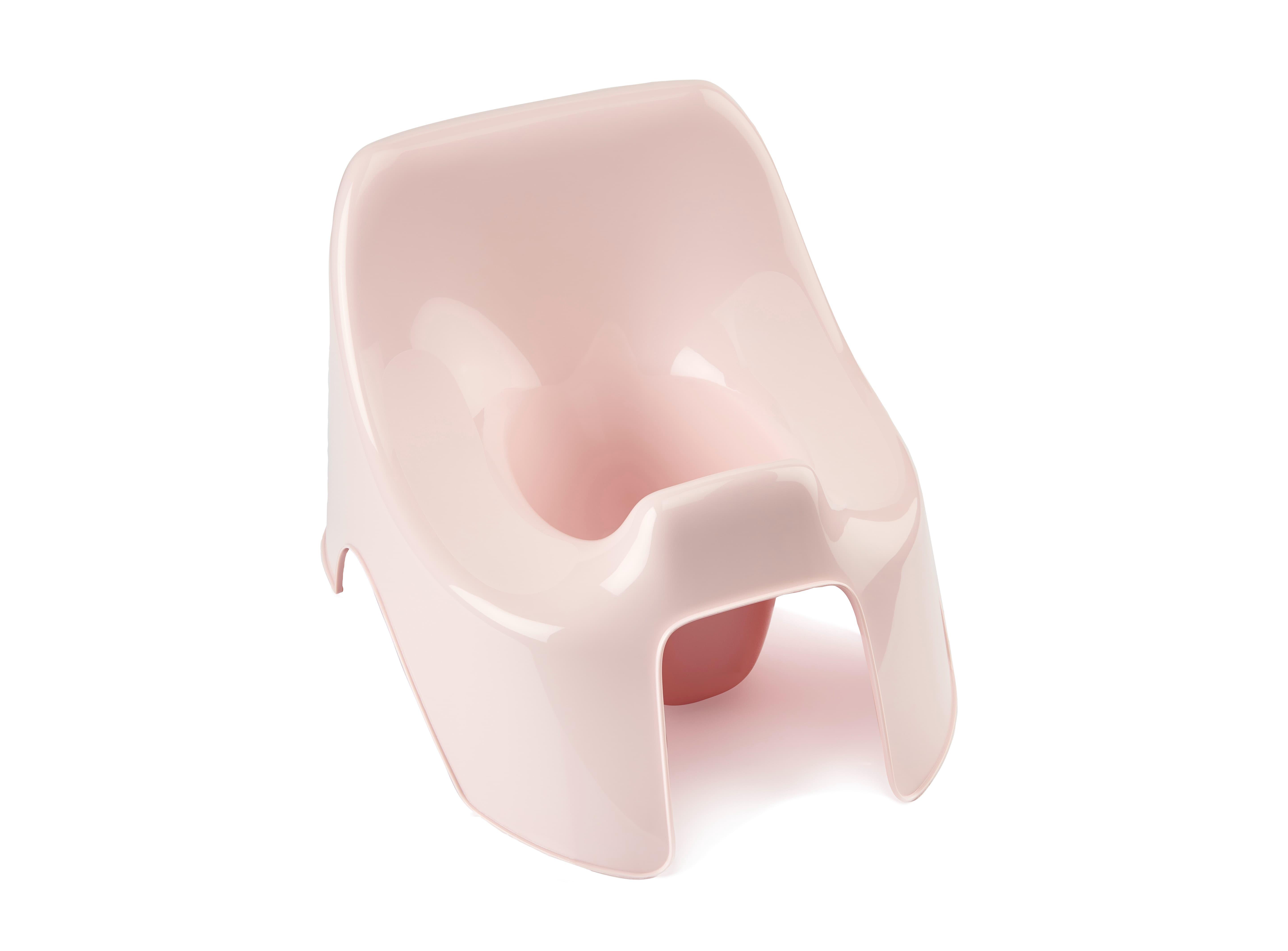 THERMOBABY  Nočník Anatomical Potty, Powder Pink
