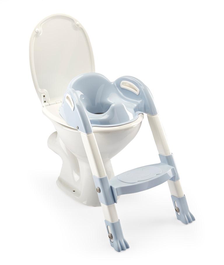 Židlička na WC Kiddyloo, Baby Blue