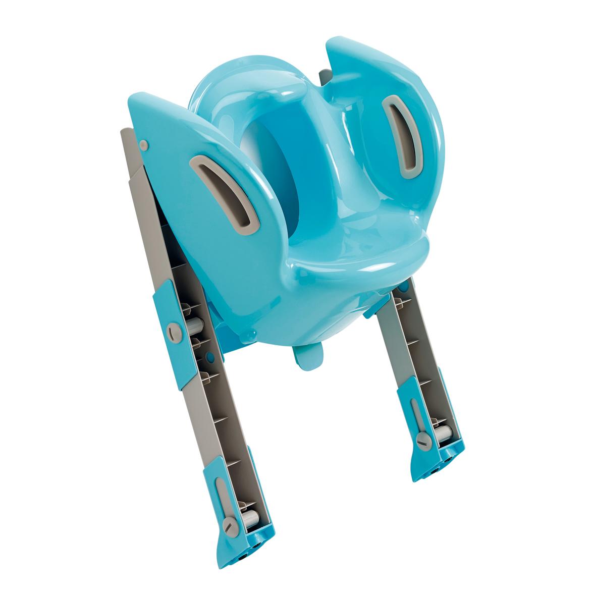 Židlička na WC Kiddyloo, Ocean Blue