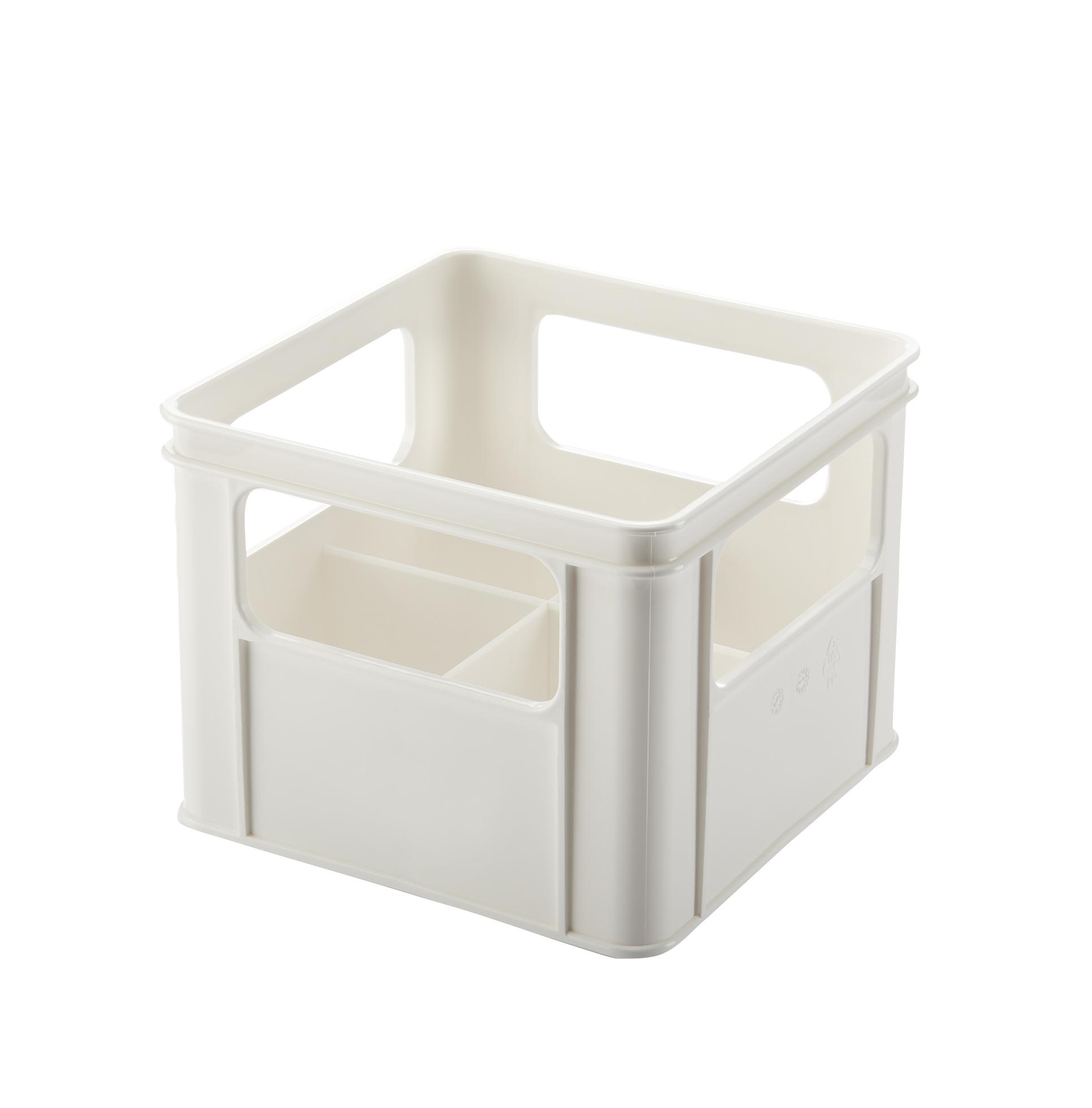 THERMOBABY  Box na široké kojenecké láhve, White