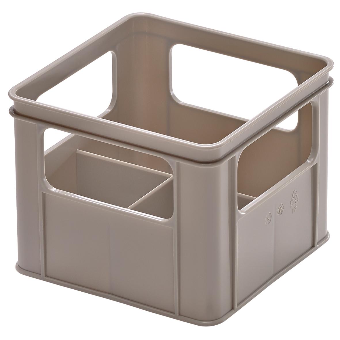 Box na široké kojenecké láhve, Grey Charm