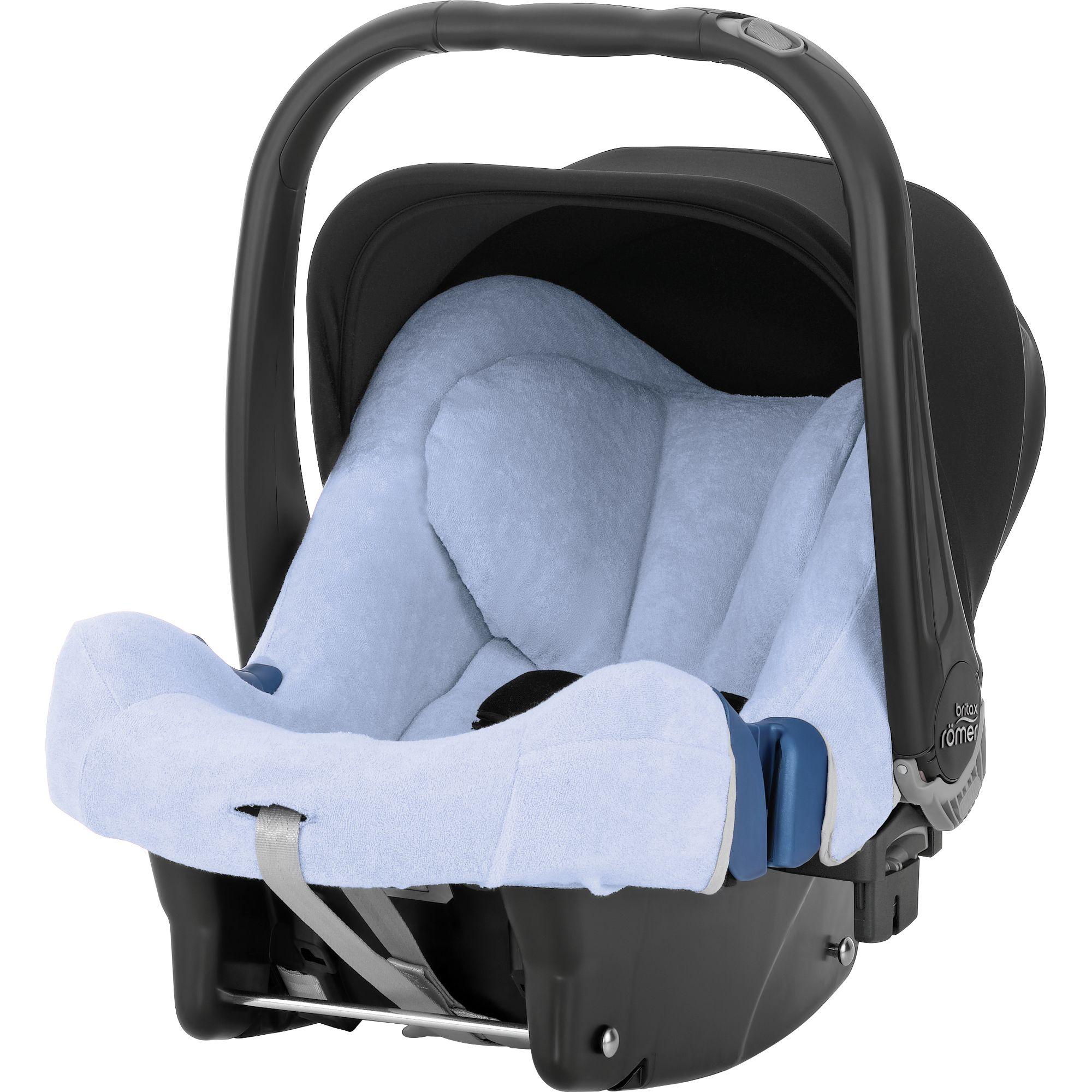 Letní potah Baby-Safe Plus/II/SHR II, Blue