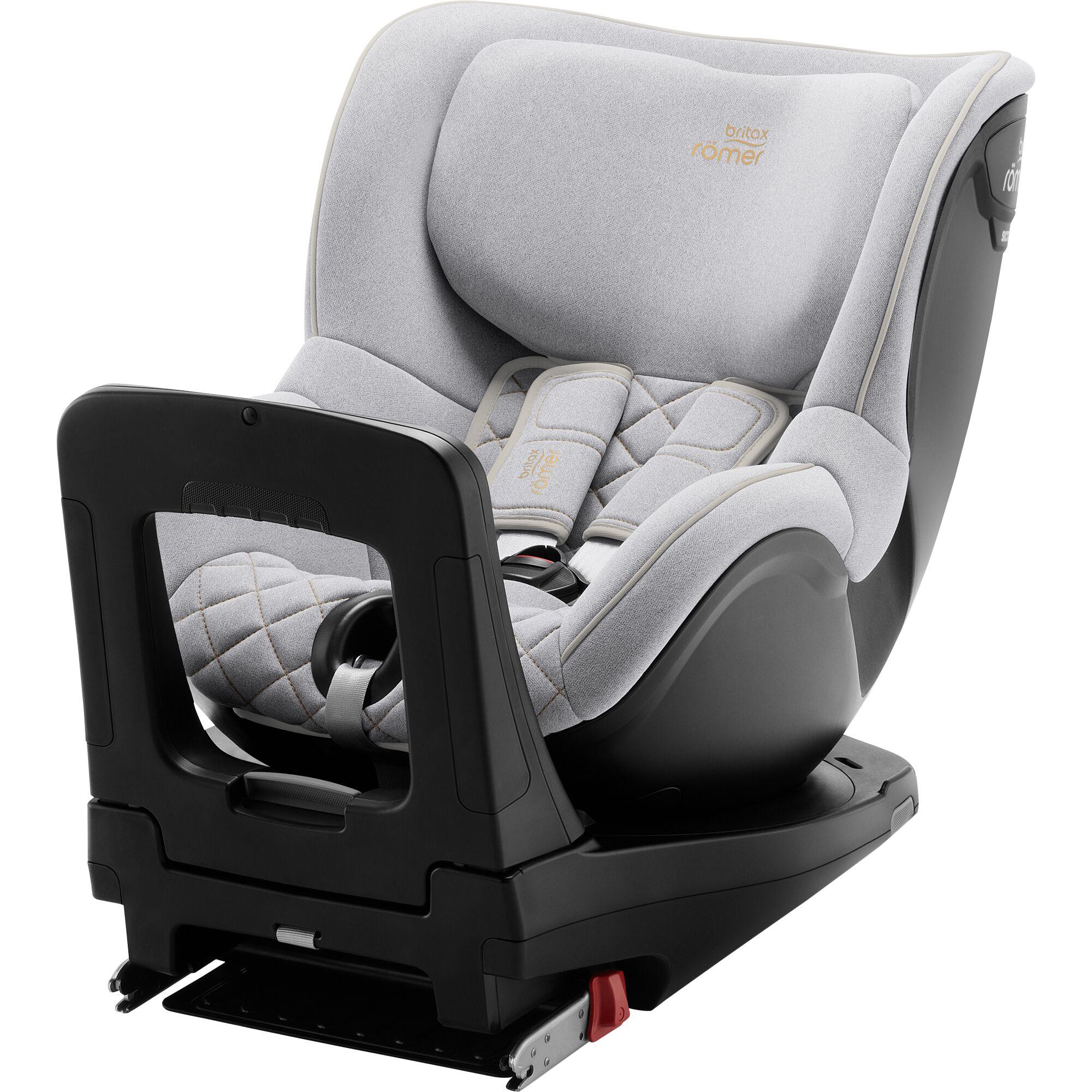 ROMER Dualfix M i-Size 2020 Nordic Grey