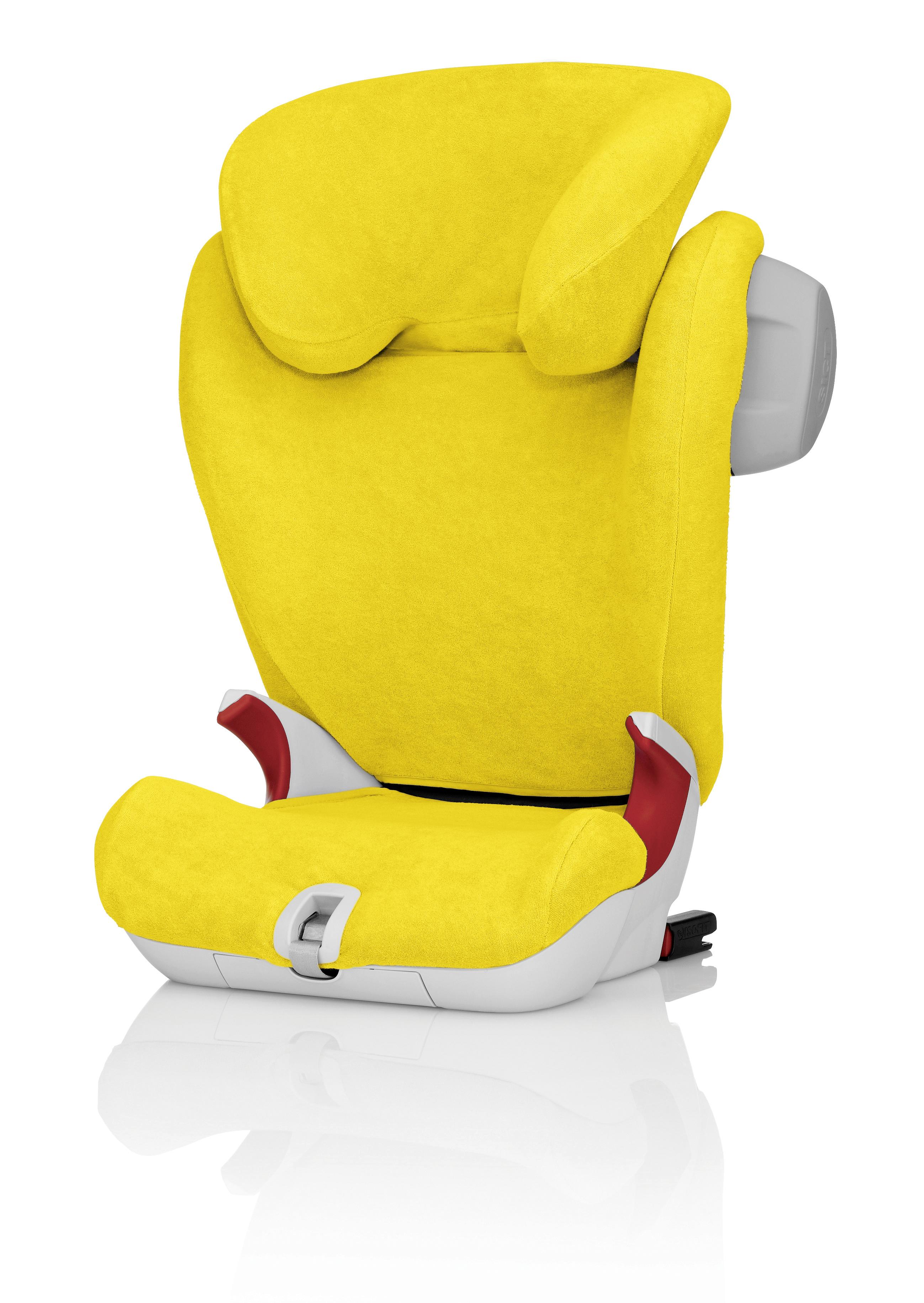 Letný poťah Britax Romer Kidfix SL/SL SICT Yellow 2020