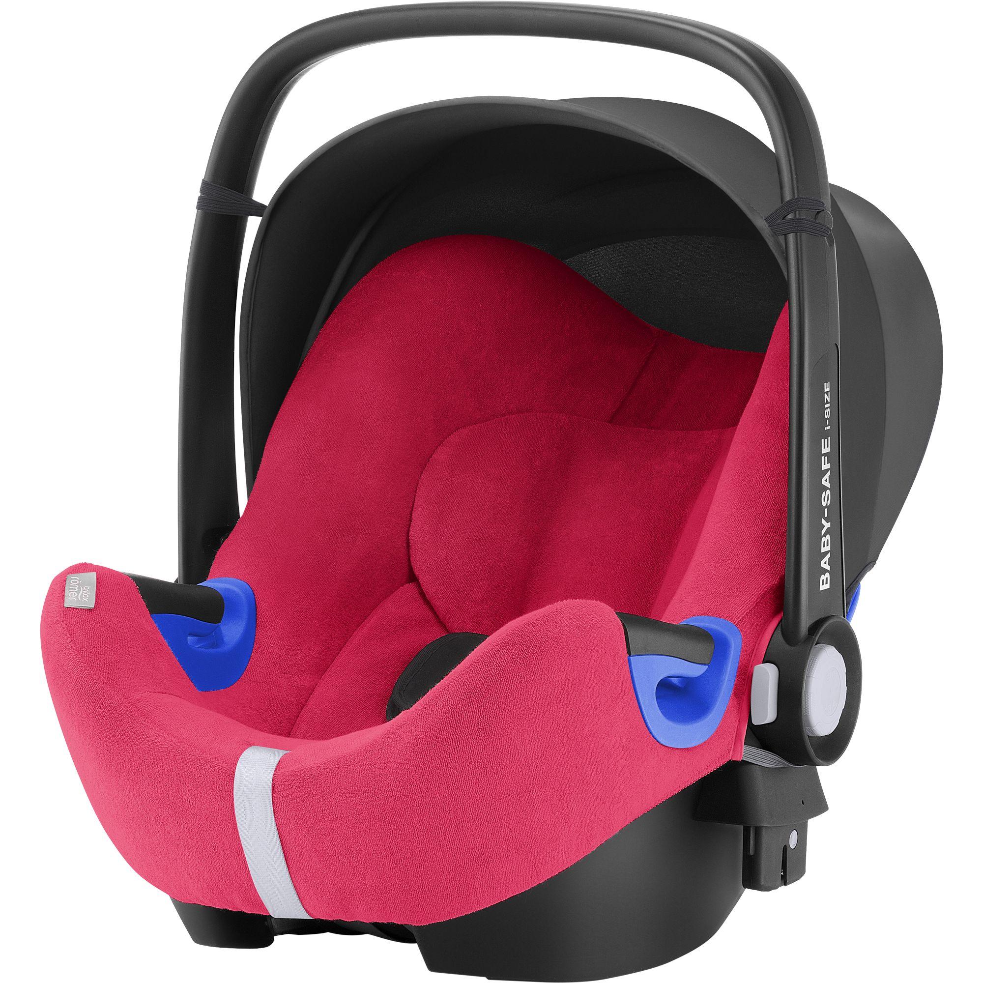 Letní potah Baby-Safe (2) i-Size, Pink