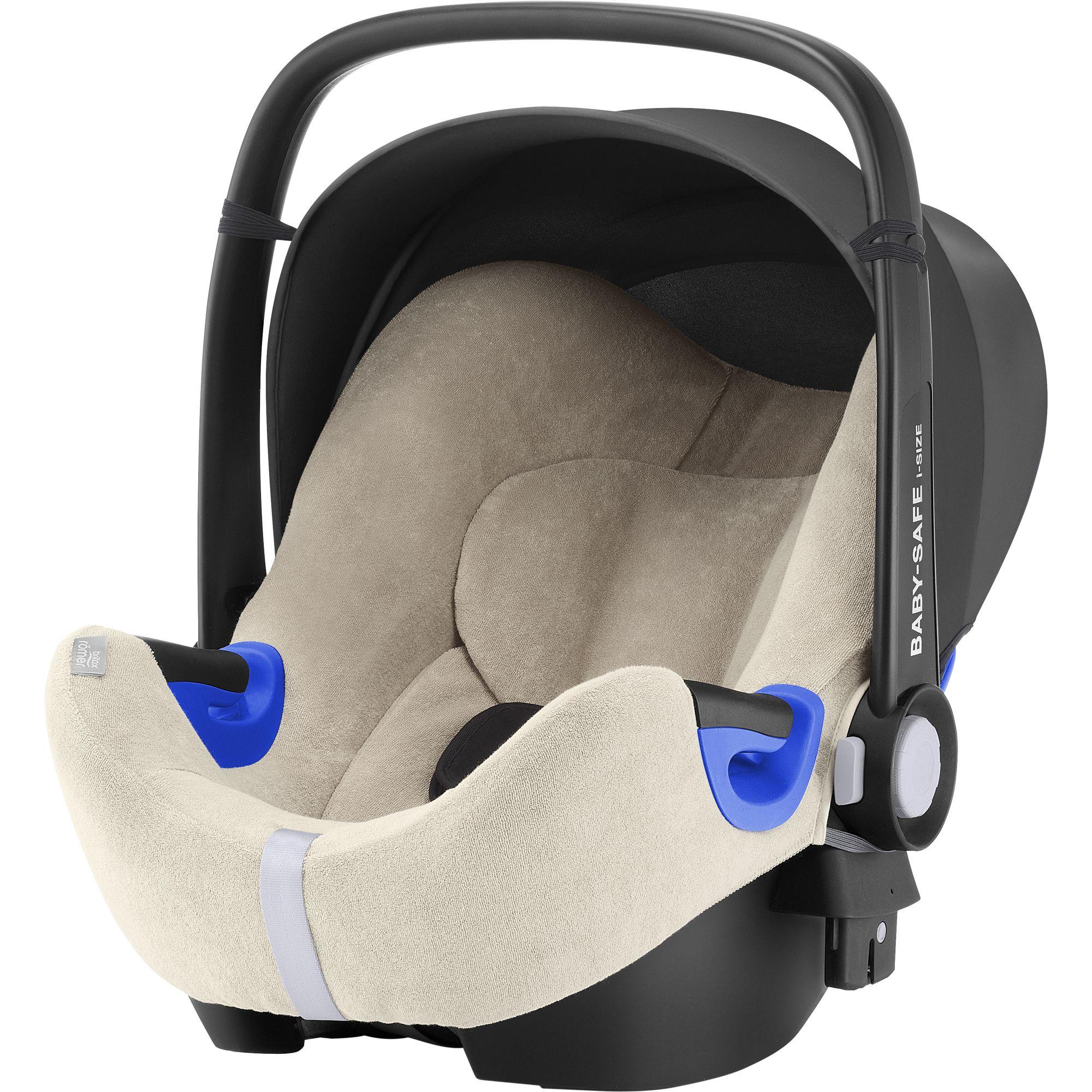 Letní potah Baby-Safe (2) i-Size, Beige