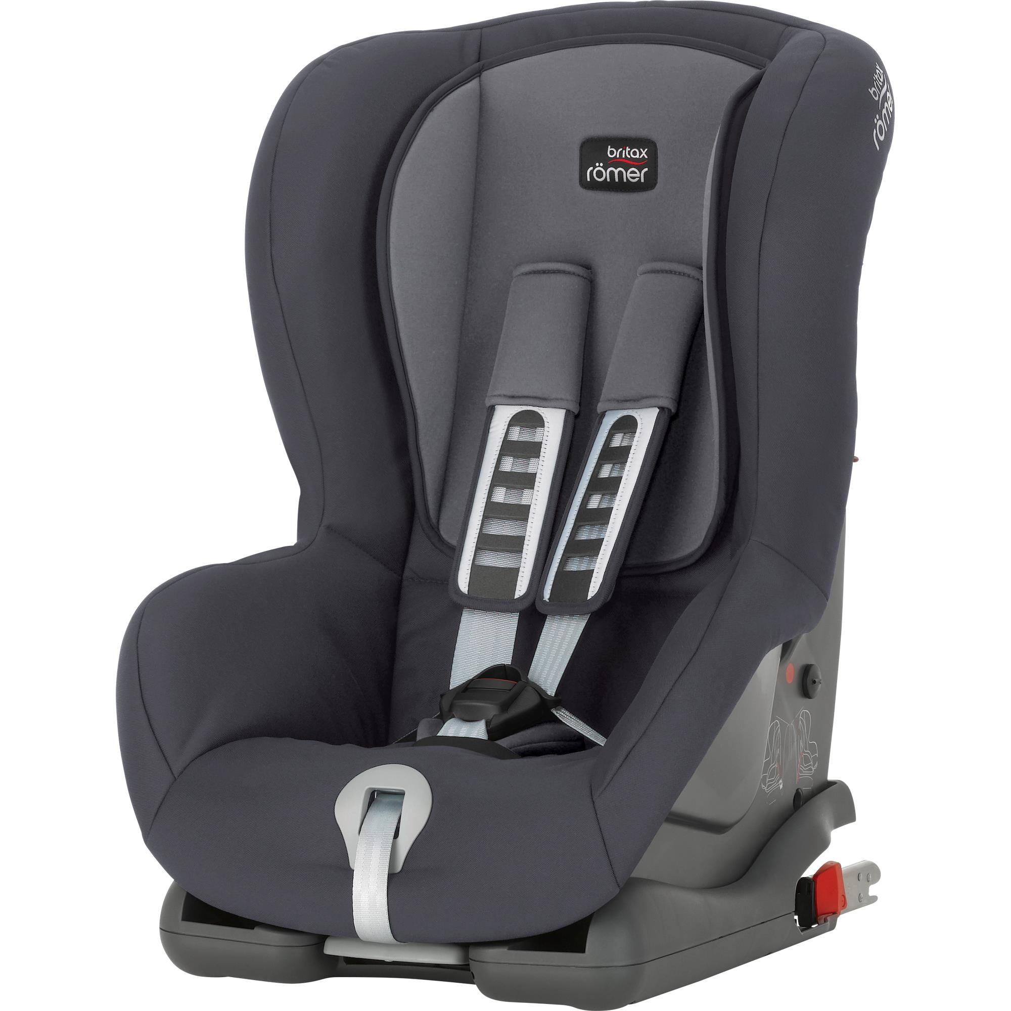 BRITAX  Autosedačka Duo Plus, Storm Grey