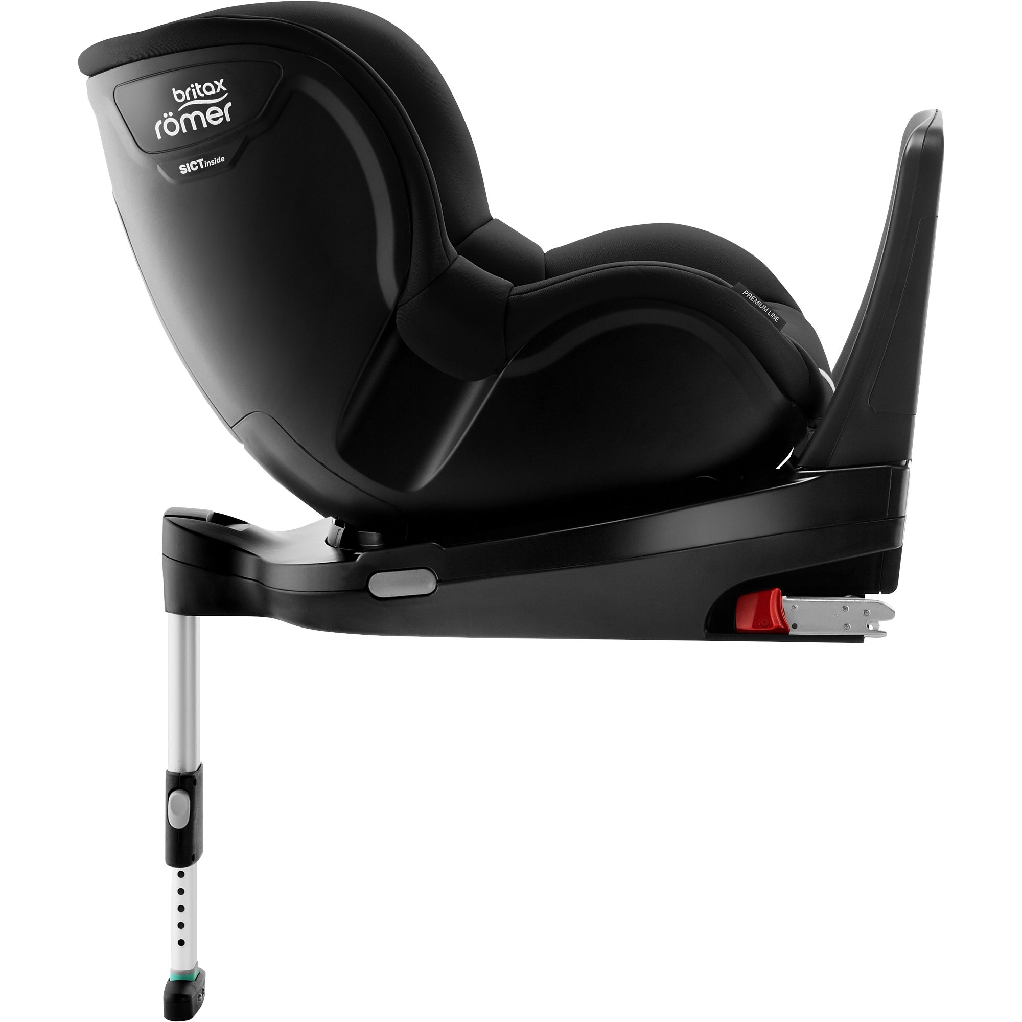 Autosedačka Dualfix i-Size, Cosmos Black
