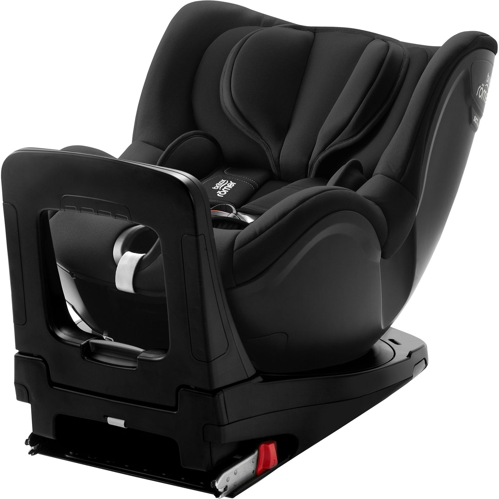 ROMER Dualfix i-Size Cosmos Black 2020
