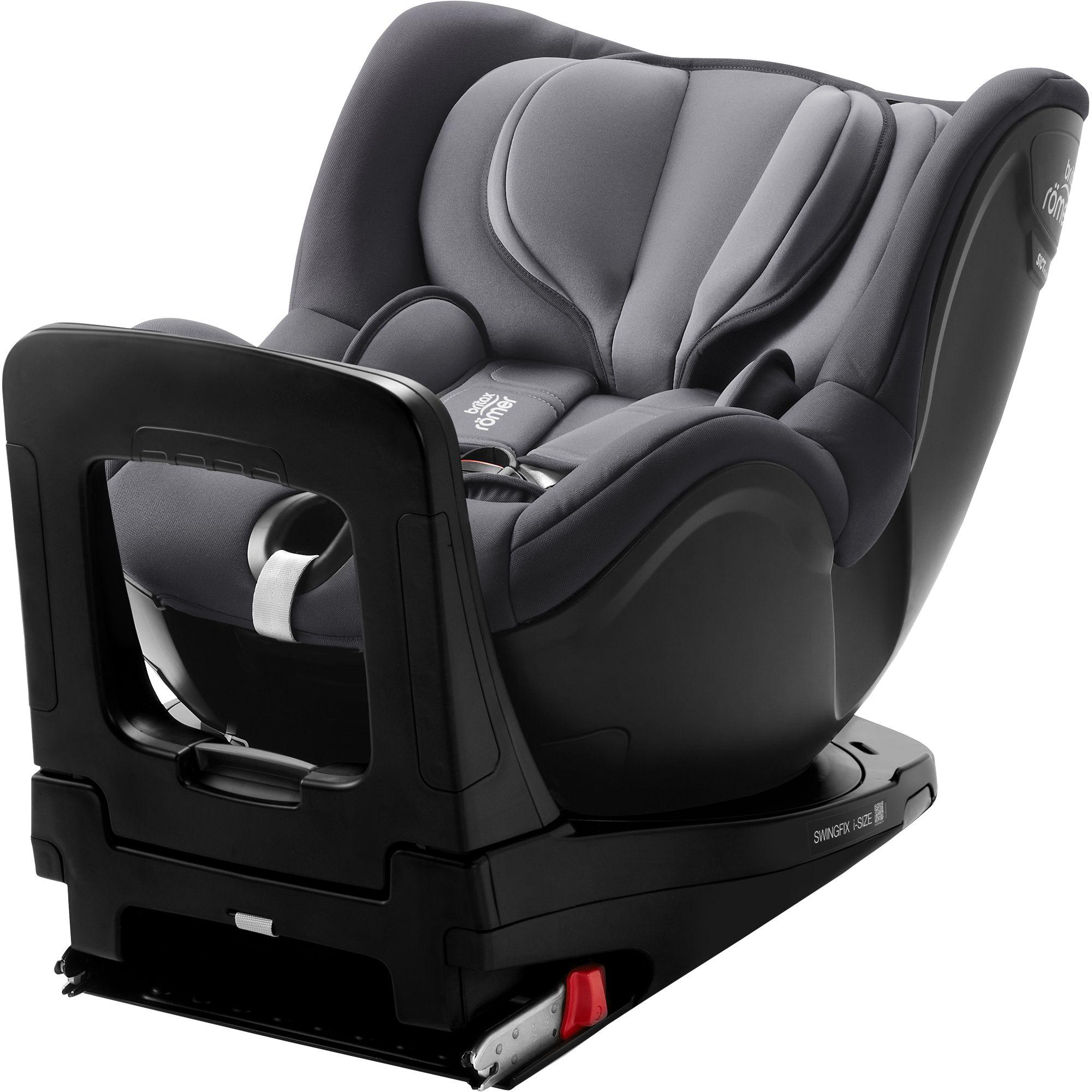 ROMER Swingfix i-Size Storm Grey 2020