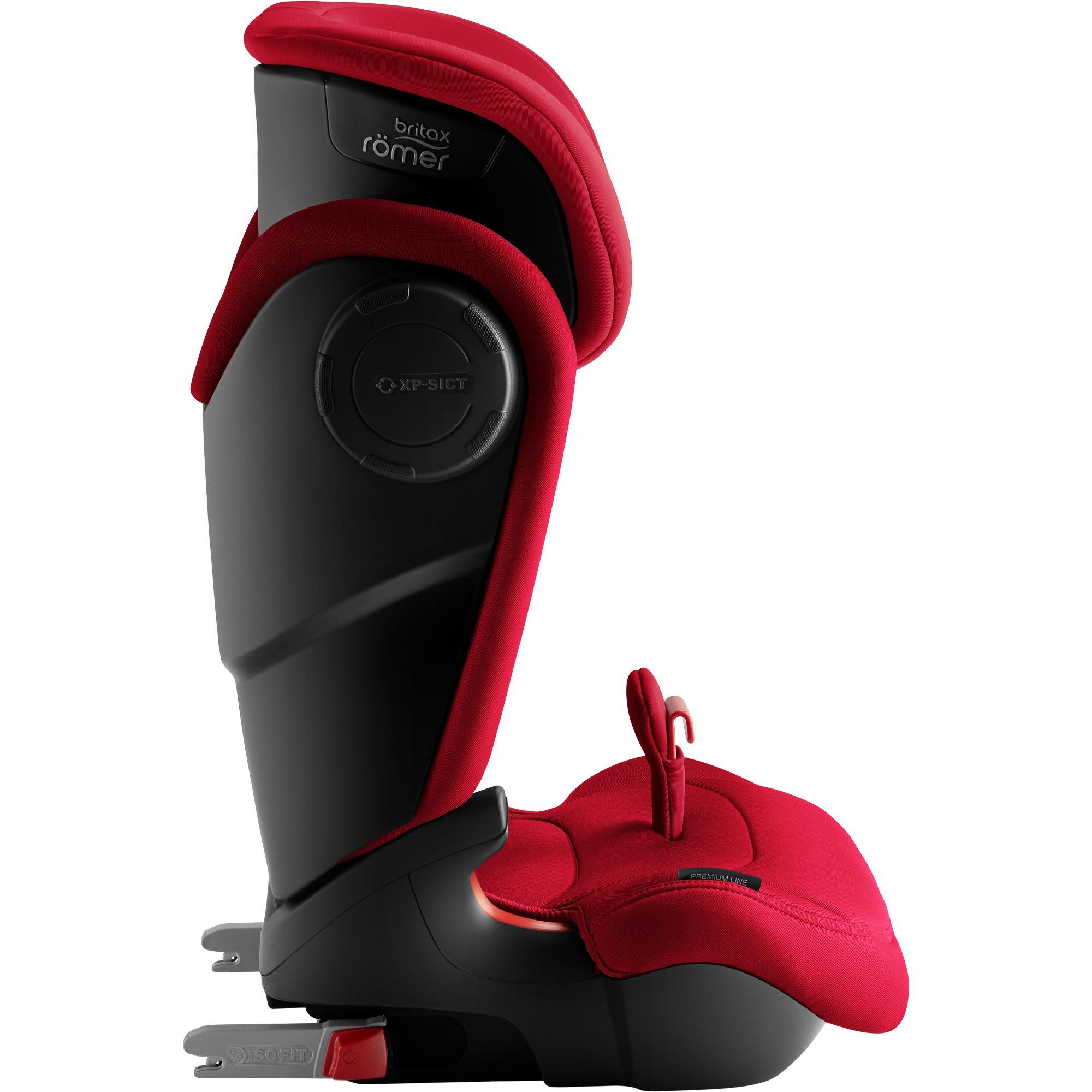 Autosedačka Britax Römer Kidfix III M - Fire Red
