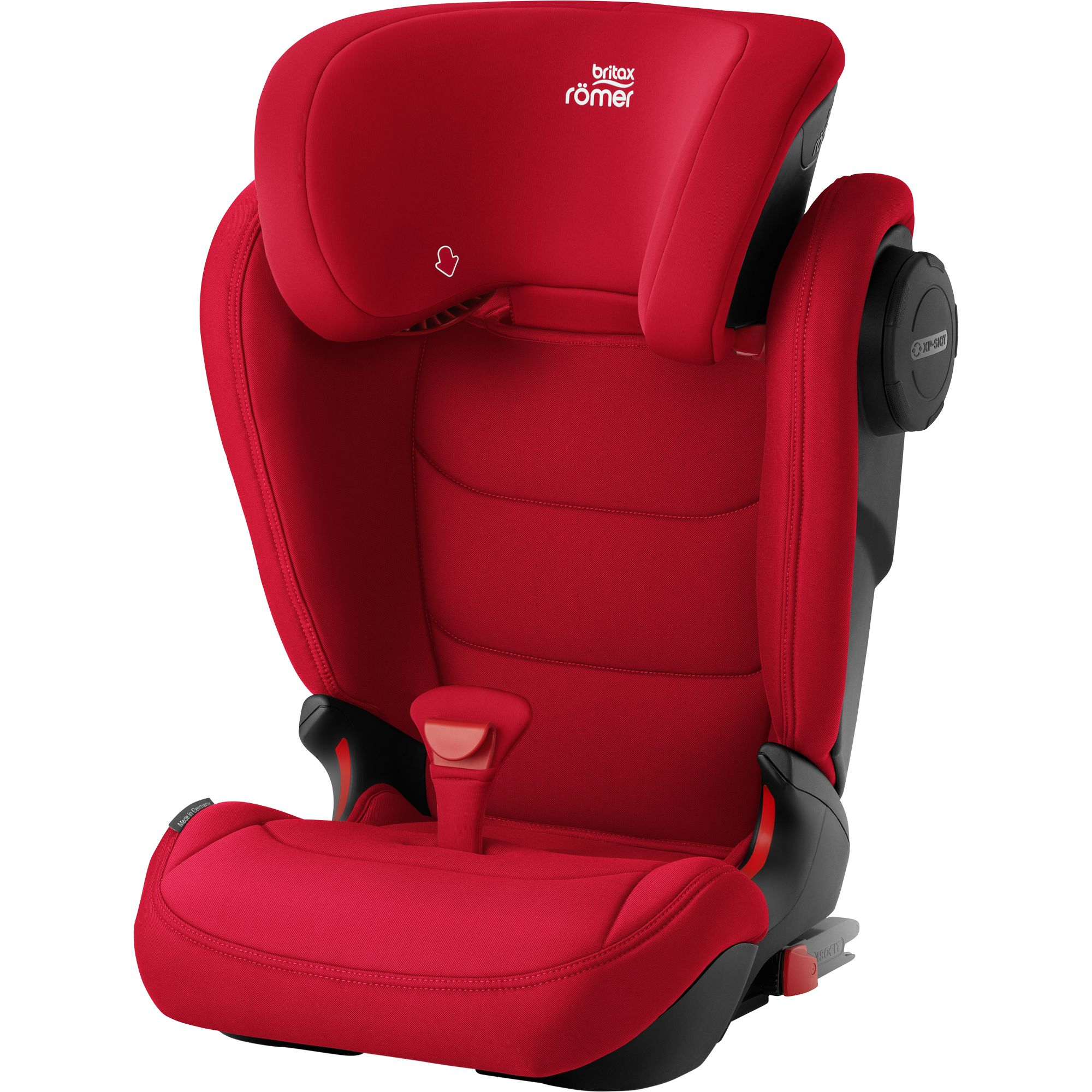 ROMER Kidfix III M Fire Red 2020