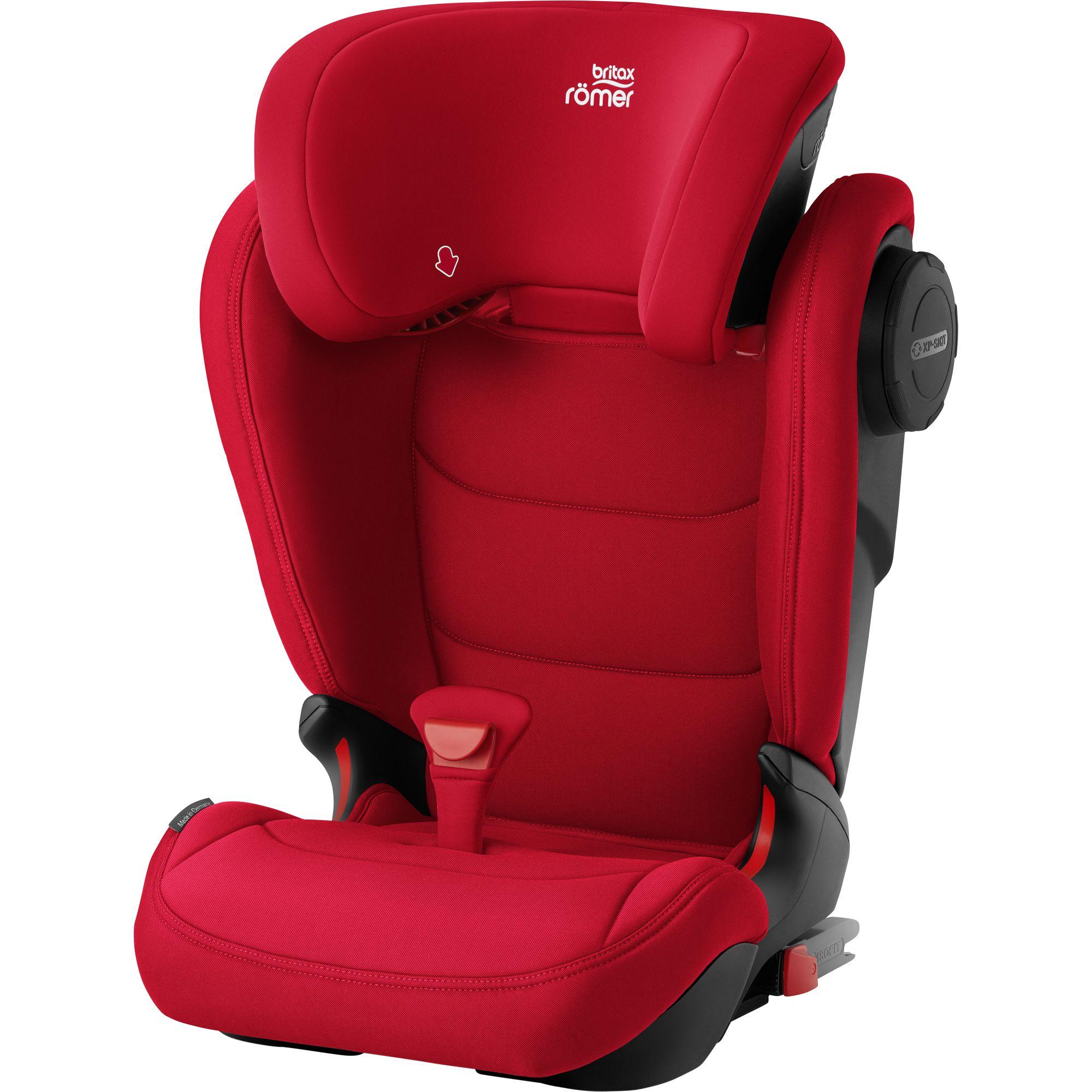 ROMER Kidfix III M Fire Red 2021