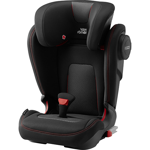 ROMER Kidfix III M Air Black 2019