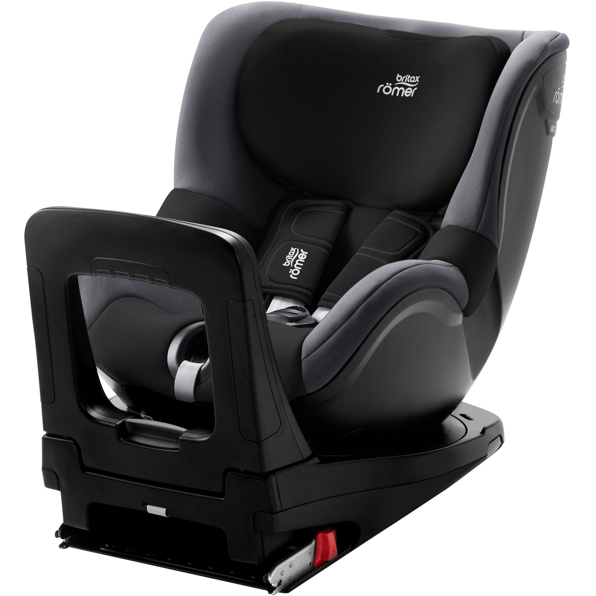 ROMER Dualfix M i-Size 2020 Black Ash