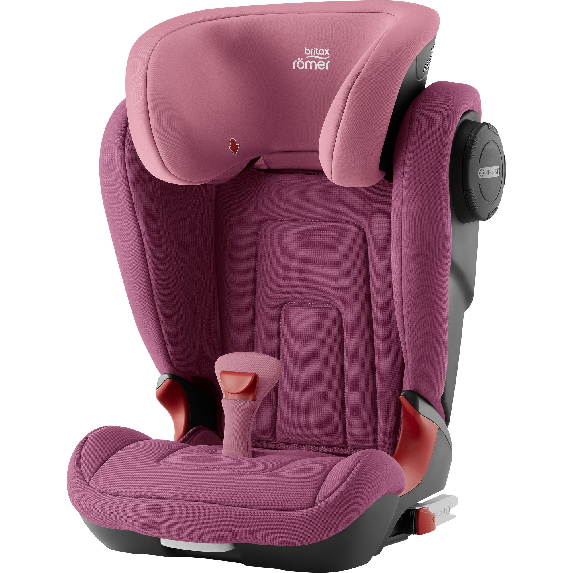 ROMER Kidfix 2 S Wine Rose 2020