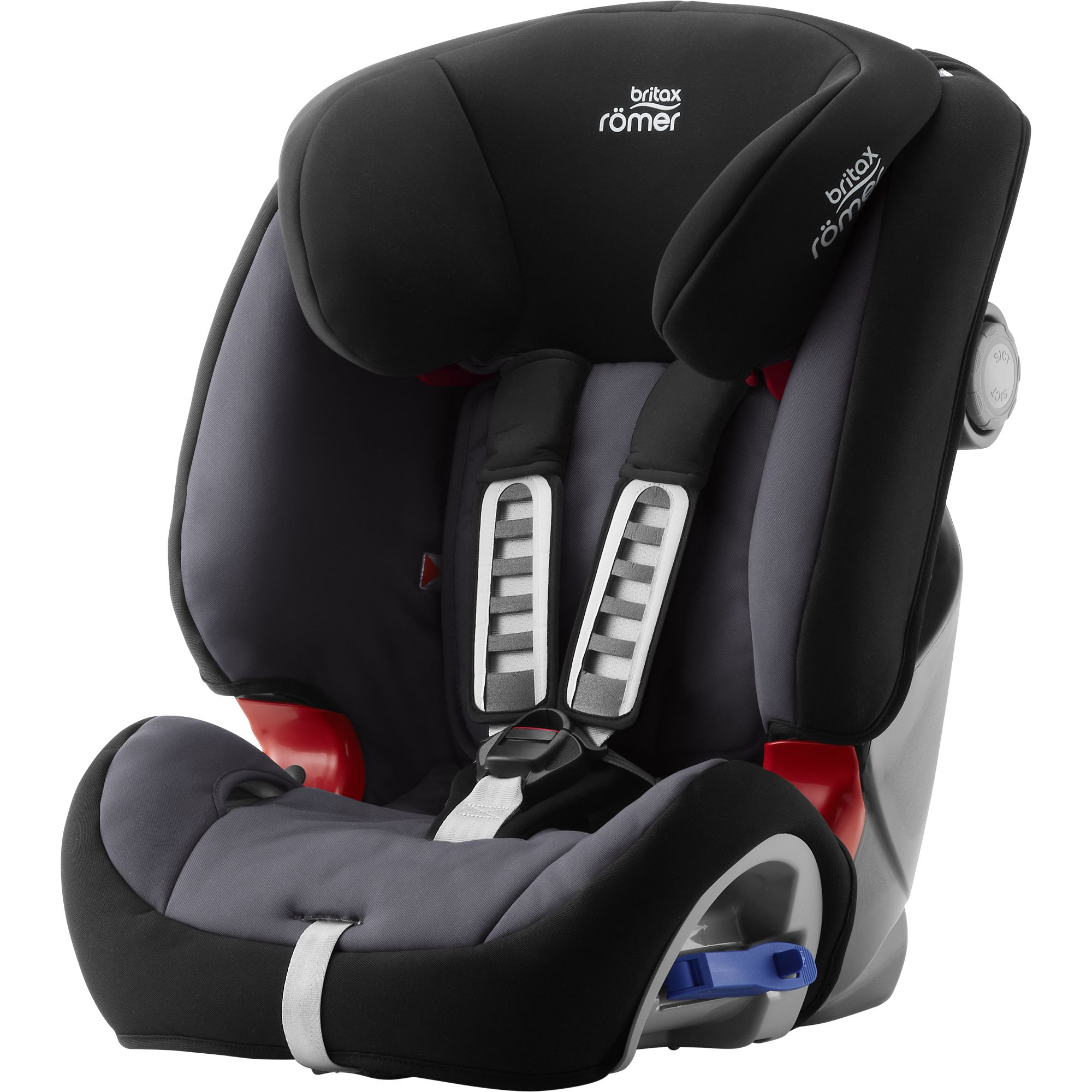 BRITAX Multi-Tech III Storm Grey 2021